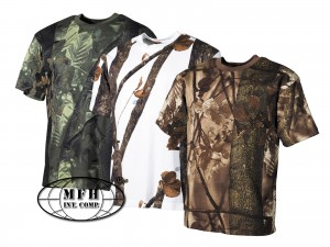 Koszulka Military T-shirt Hunter FOX ( 00105 )
