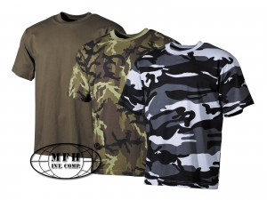 Koszulka Military US Army T-Shirt FOX ( 00103 )