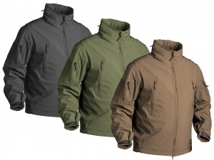 Bluza GUNFIGHTER - Shark Skin Windblocker Helikon